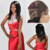 Unprocessed 100% Human Hair Elastic Band Brazilian Hair Glueless Full Lace Wig Cheap Silk Top Full Lace Wigs
