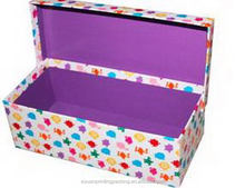 Contemporary new products gift box fold