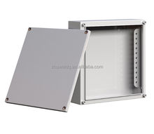 Large Outdoor Stainless Steel Electrical Junction Box with Lock