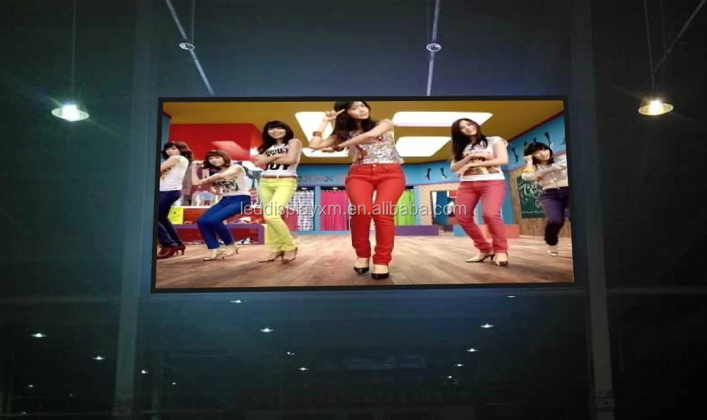 Popular pantalla electronica LED de full color, CE, ROHS, ISO certified