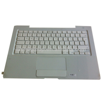 laptop keyboard for apple macbook A1181 with topcase