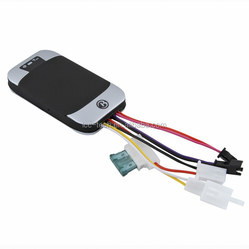 gps tracker with fuel sensor for car
