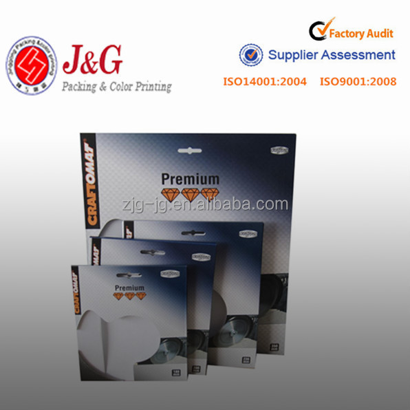 Hot selling custom paper packaging box