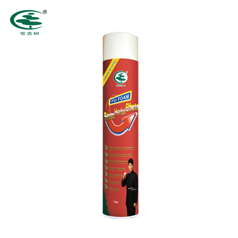 750ML high performance hard foam compound PU foam