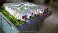 Beautiful house model&residential building model/1:300 scale model
