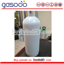 China manufacturer 3kg CO2 gas cylinder for beer hot sale