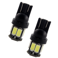 5630 t10 smd led width lamp t10 universal used car bulb led lighting t10 10led 5smd led car light bulb