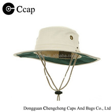 High quality Manufacture plain Sailing Hats Bucket hat