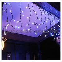 christmas icicle lights clearance outdoor decoration