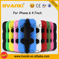 Online Sale China Smartphone Plastic Cover Device Waterproof Blu Cell Phone Cases For iPhone 6,Smart Mobile Case Cover Wholesale