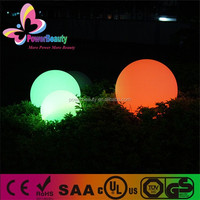 Pretty Decoration Inflatable LED Ball/Solar LED Ball Light Outdoor/Pretty Large LED Balloons for Sale