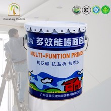 Multi-function alkali resistant wall sealer paint