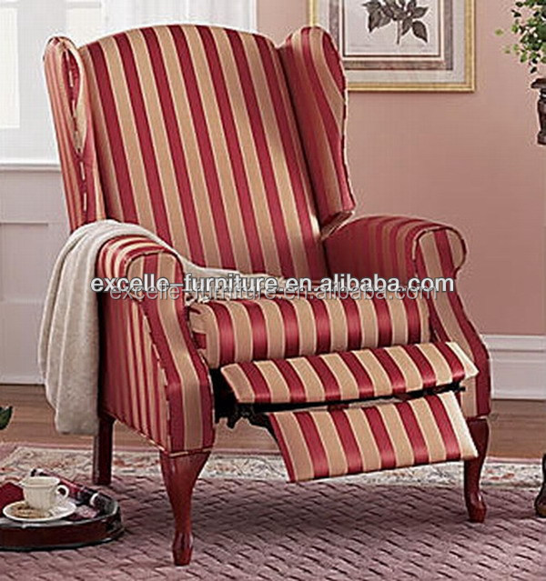 Wing chair, rest chair, furniture antique