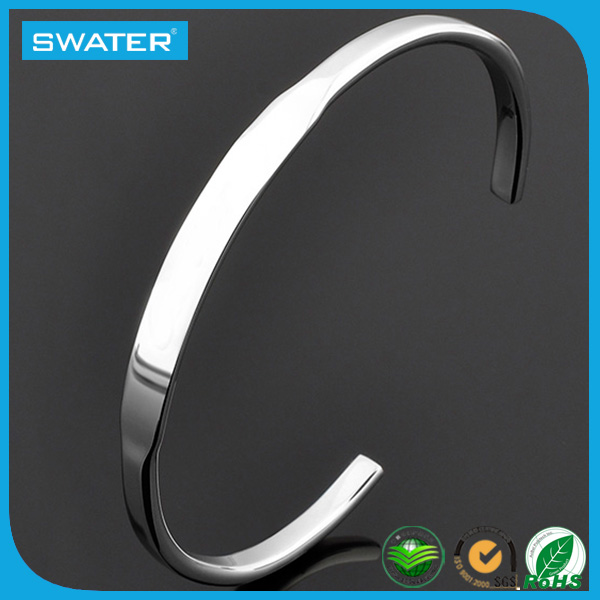 Accessories For Women Bangle 925 Sterling Silver Jewelry Manufacturer
