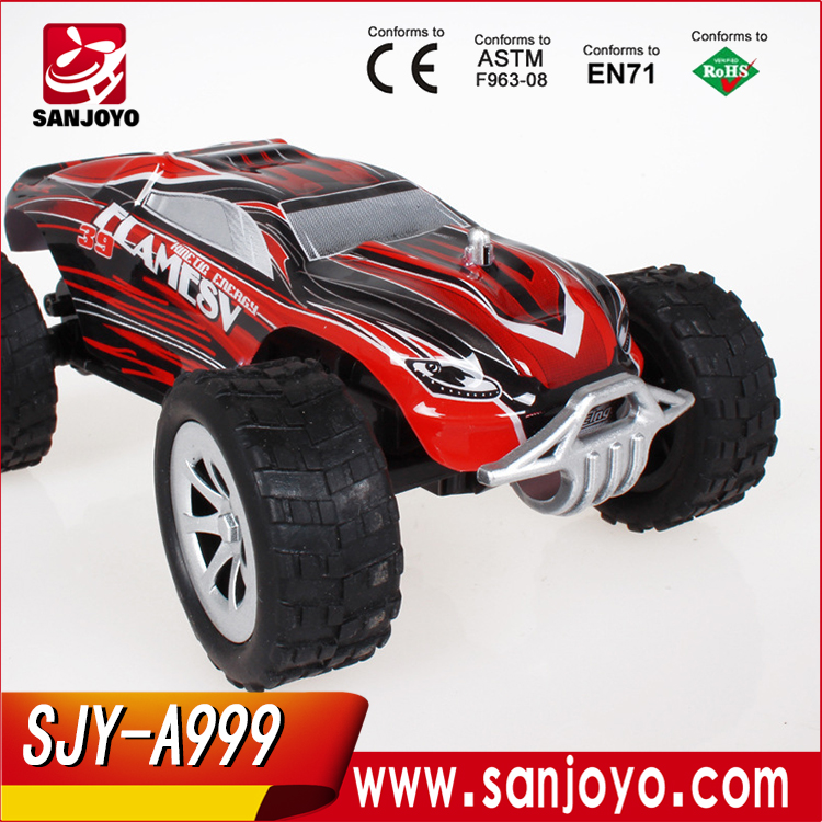 Hot Sale 1:24 WL A999 High speed Rc Truck Rc Racing Car