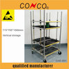 ESD PCB Vertical Storage Cart Esd