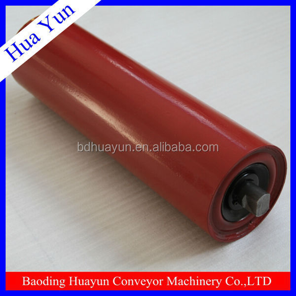 89mm conveyor steel adjust roller for expansion joint for bridge and mini cement plant