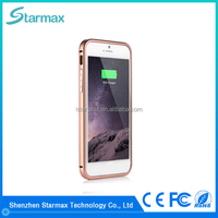 2400mAh external charger power bank slim battery case for iphone