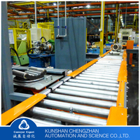 Roller Conveyor Price/Automatic Engine Production Line