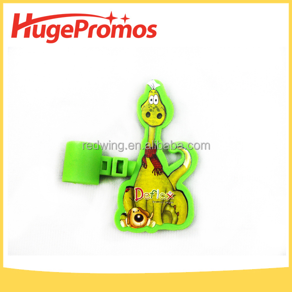 Dinosaur Shape Medical Stethoscope Name Tag Stethoscope I.D. Tag