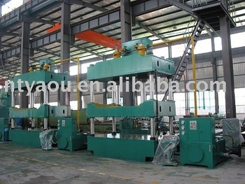 ZY32 800T Four Columns Hydraulic Press Machine