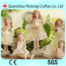 Wholesale Sex Girl Ornaments Craft Resin Fairy Figure