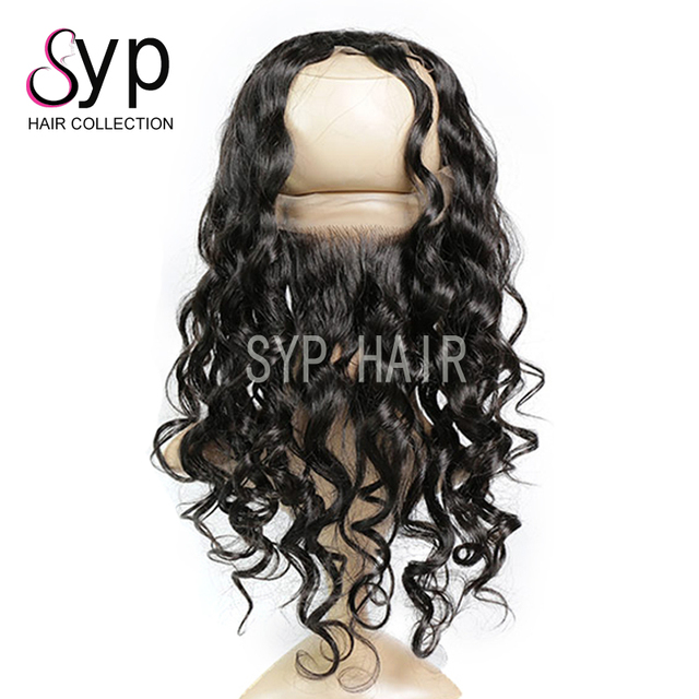 Loose Wave 360 Frontal Perfect Lady Peruvian Hair Atlanta