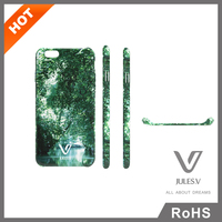 Jungle series Hot Sale Cell Phone Case Cover Protective Case Cover Wholesale Case For iPhone 6 plus 5.5''