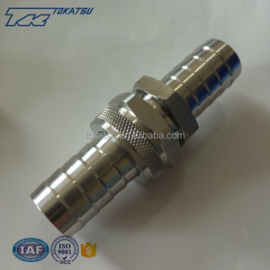 Good quality New Stainless Steel Water Garden Hose Fittings