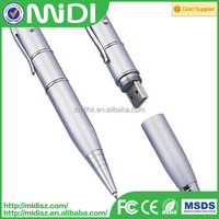 Bulk sale pen shape pen usb flash drive for business gift get free samples
