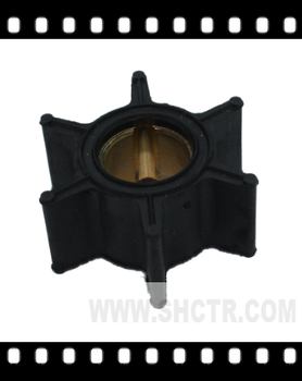 flexible rubber impeller for Mercury/Mariner Impeller 47-89980/68988