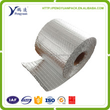 aluminum foil air bubble insulation material / Flame retardant bubble foil insulation