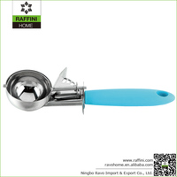 China Wholesale Hand Tool Steel Trigger Cookie Scoop