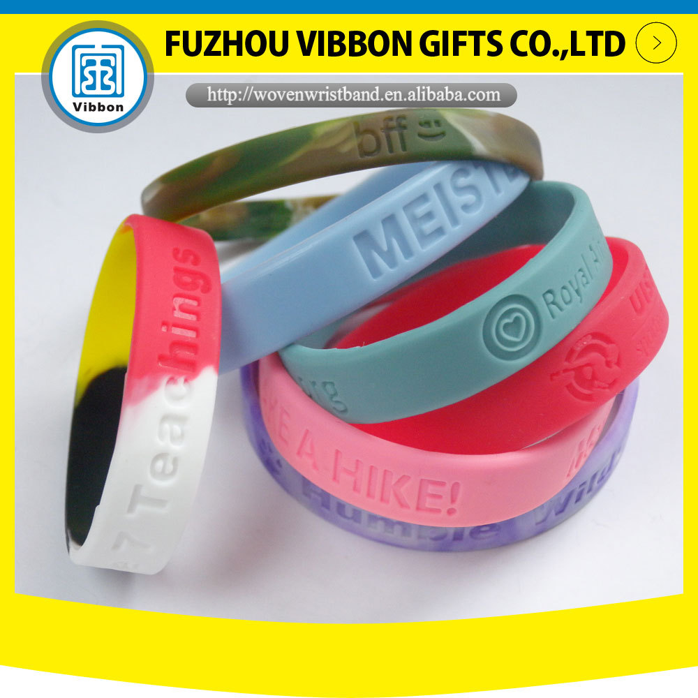 new style customized silicon bands
