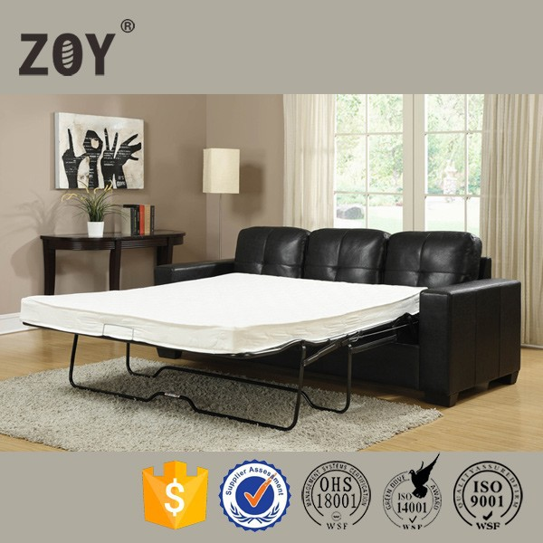 Modern design price of sofa cum bed,Trundle Bed 90710