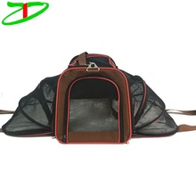Best Expandable Airline Approved Dog Carrier Extra Large Foldable Pet Accommodating Bag