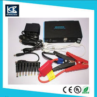 High quality car starting battery charger, 15000MA jump starter power bank China Supplier