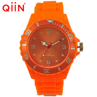 QQ209 simple sport business hand watch for girl