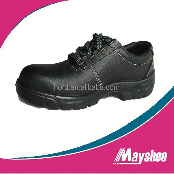 ladies steel toe safety shoe