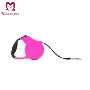 dog leashes for running safety useful popular with beautiful color