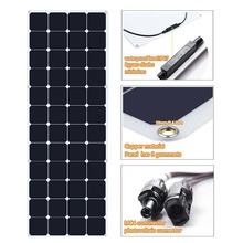 a grade flexible solar panel manufacturer cheap price sale from China