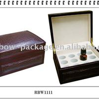 Luxury Wooden Box For Essential Oil