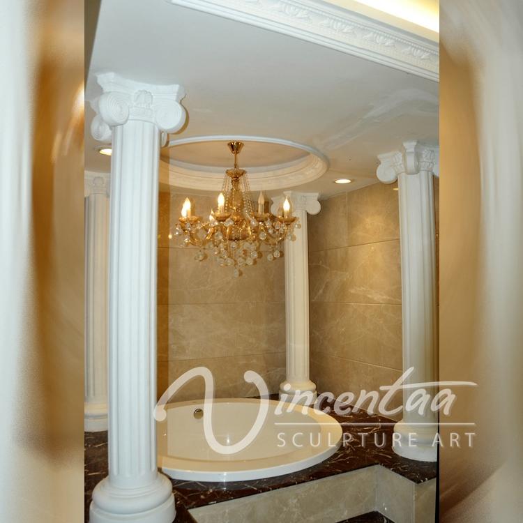 Indoor Pillars 85 popular designs indoor decorative pillars with ce certificate