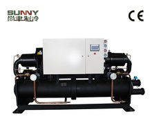 China Supplier high-tech arcades hotel water cooled chiller price list