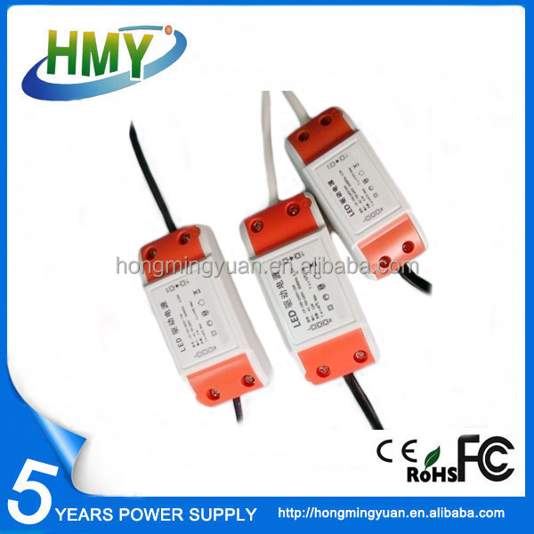 15W 18W 350mA 500mA 700mA Constant Current Dimmable LED Driver