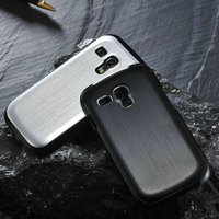 Hard case for samsung galaxy s3 mini i8190,Aluminum back cover for galaxy s3 mini i8190 with high quality,hot selling phone case