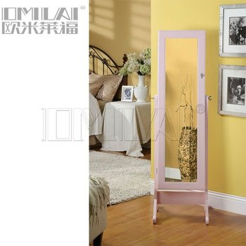 Full length Jewelry Armoire