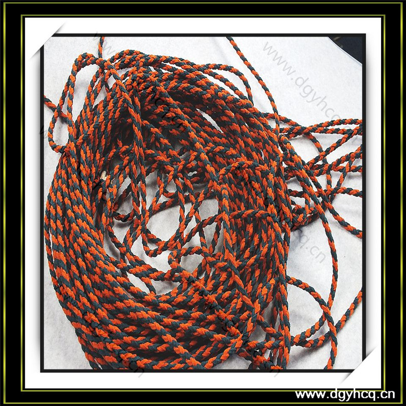high quality suede leather cord, suede leather bracelet, PU braided leather cord