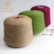 100% cone spun viscose rayon acrylic doubled yarn for knitting women dress with high quality