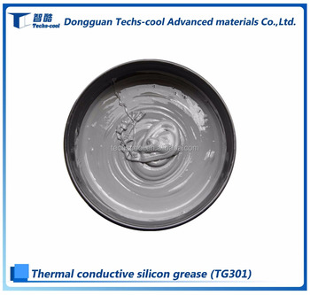 Newest high temperature conductivity silicone thermal heat insulation thermal conductive grease for CPU